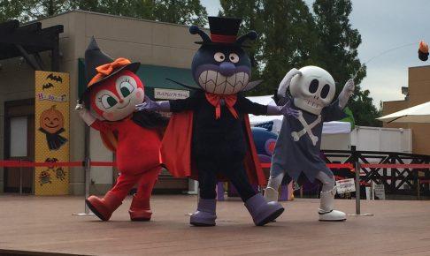 anpanman-halloween