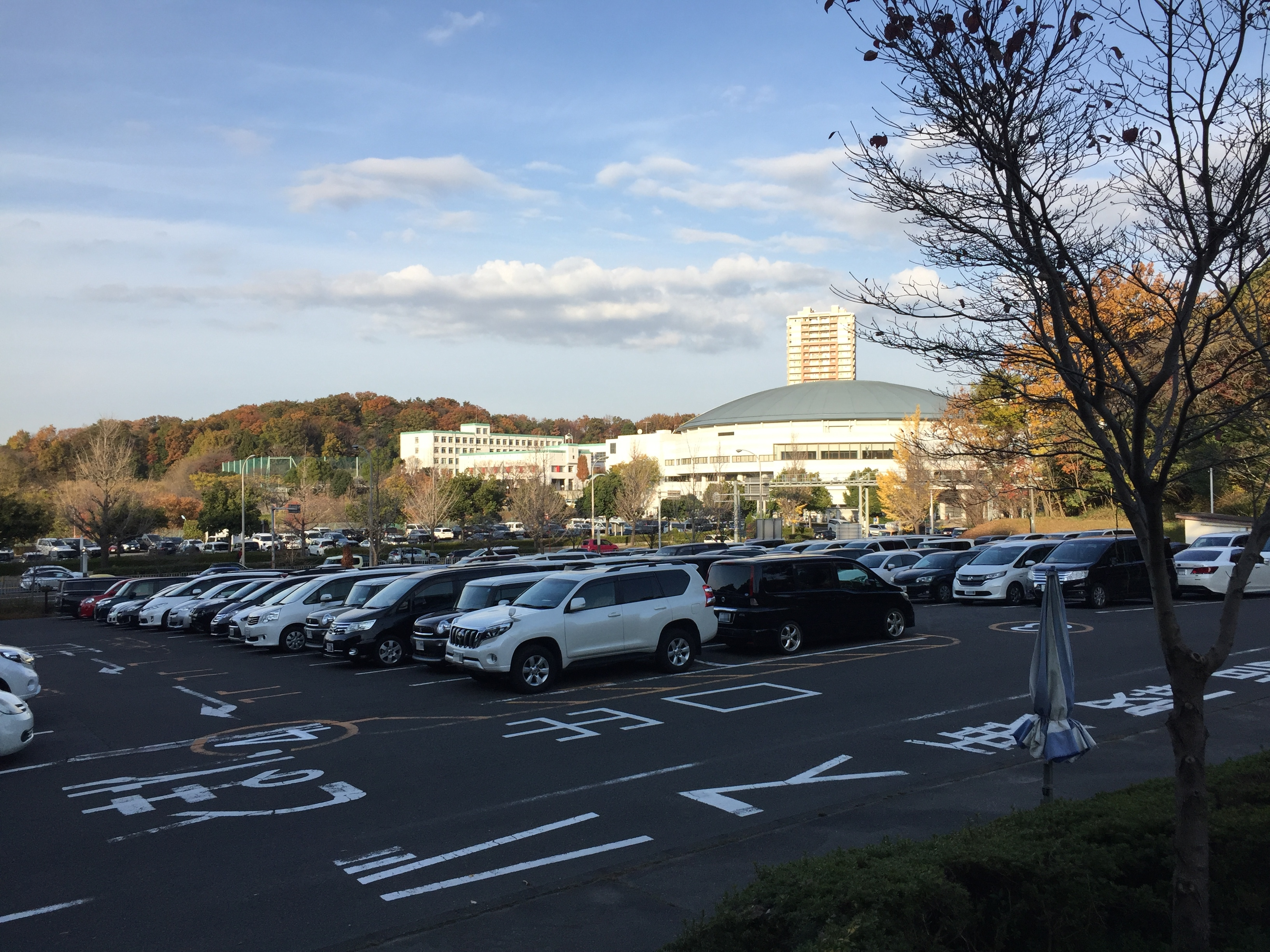 higashiyama-zoo-parking