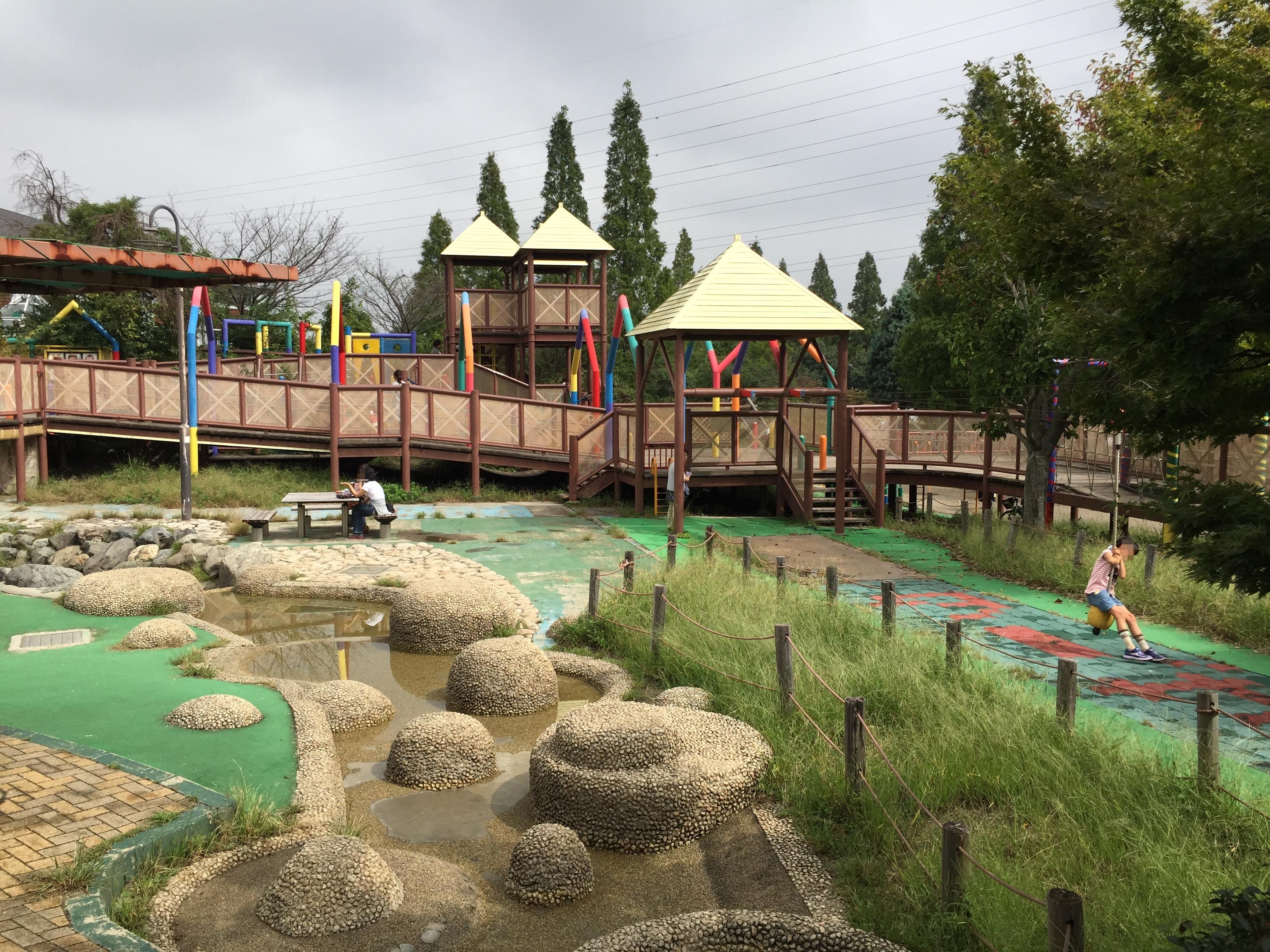 todagawaryokuchi-park