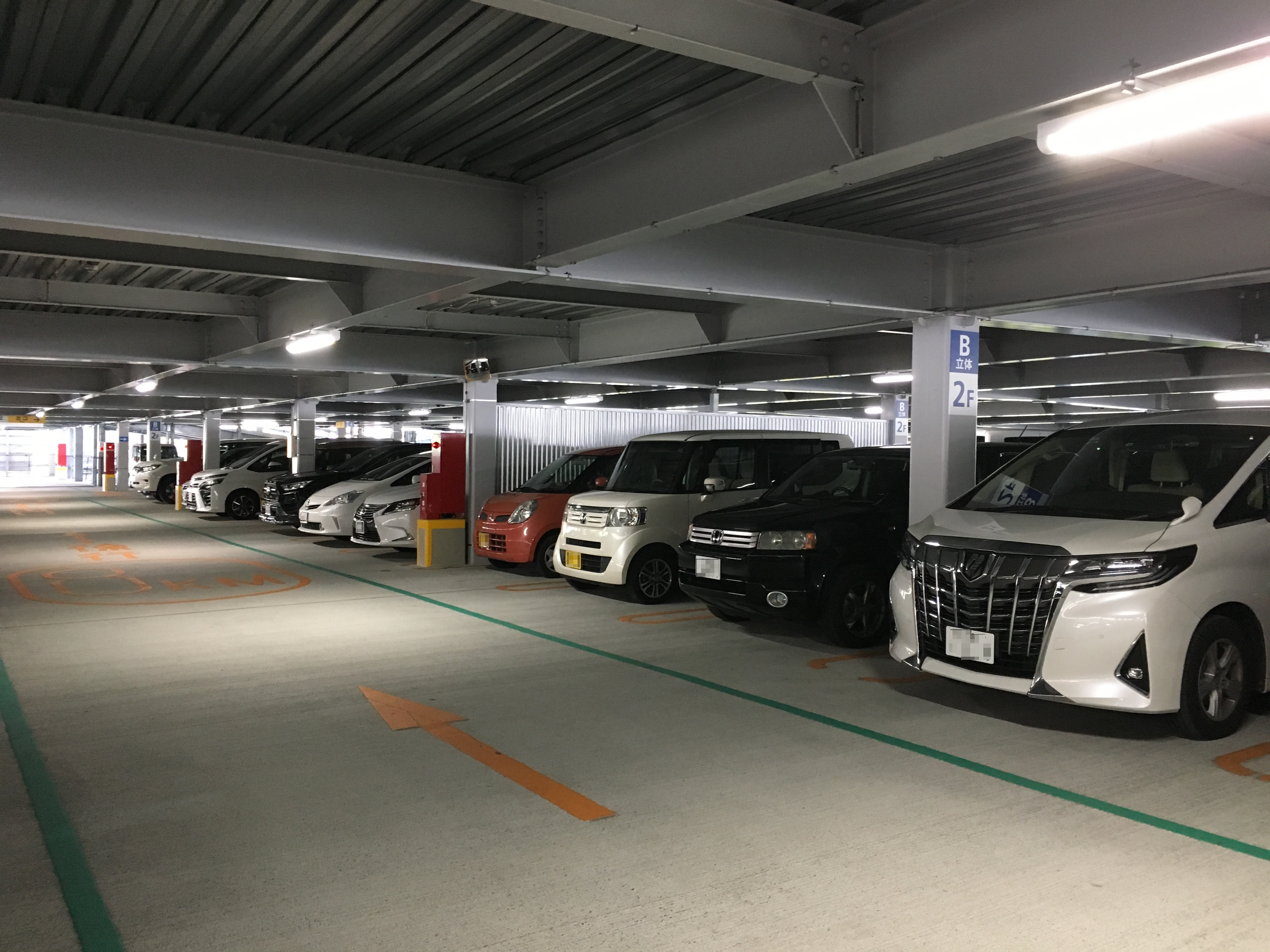 lalaport-nagoya-parking