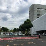 fukiagehall-parking